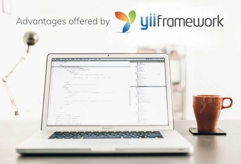 Advantages offered by Yii Framework