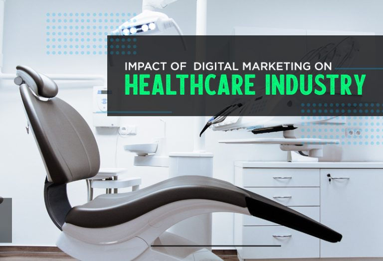 Impact of Digital Marketing on Healthcare Industry