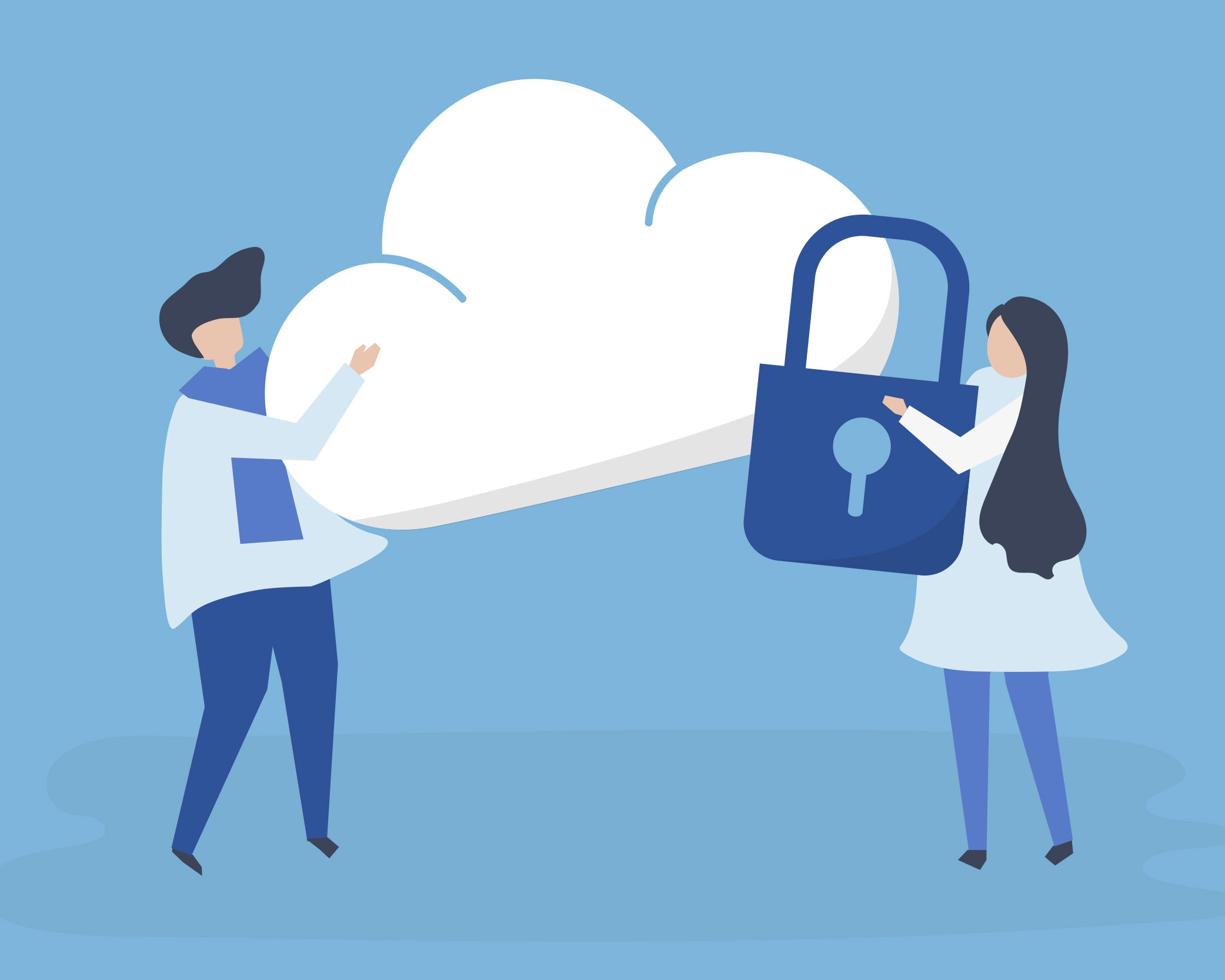 How Secure Is the Cloud
