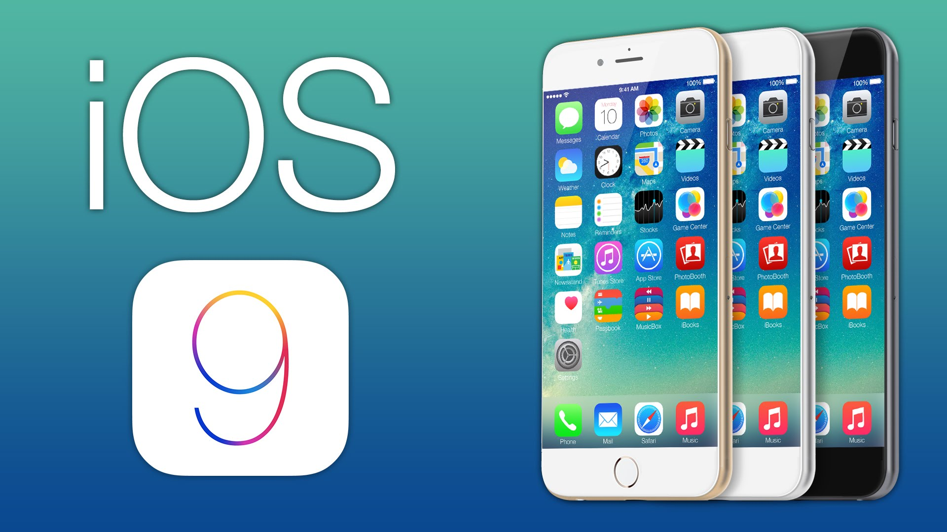 Glimpse of hidden features of iOS 9