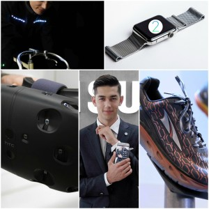 Top 5 Wearables to Welcome in 2016