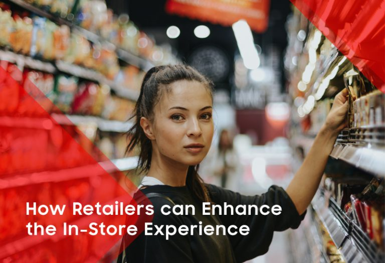 How Retailers can Enhance the In-Store Experience