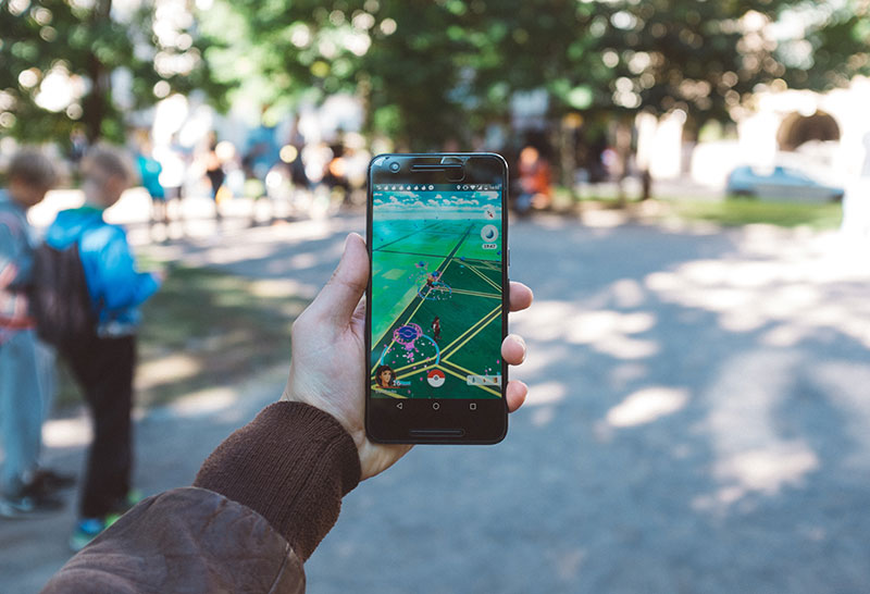 Pokemon Go - Will it Support Google Cardboard in Near Future?