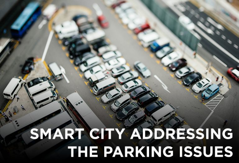 Smart City addressing the Parking issues