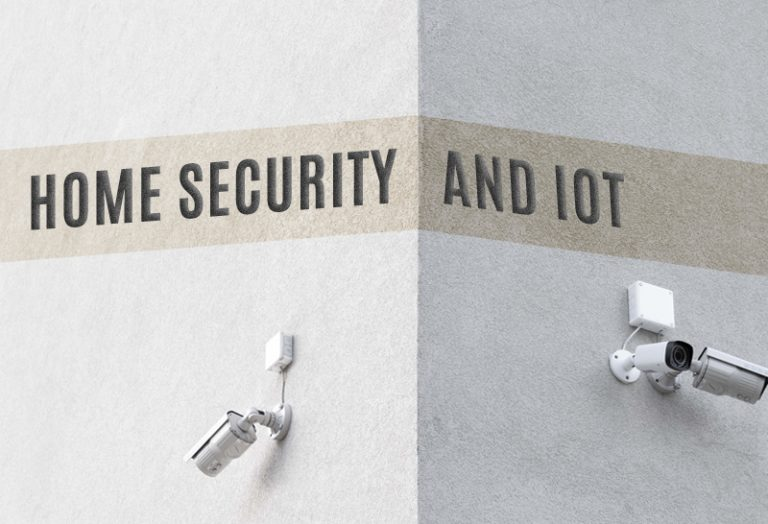 Home Security and IoT