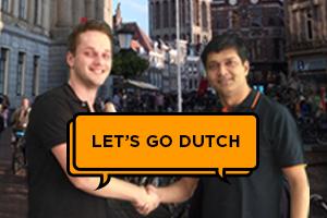 Verve and Branders go Dutch