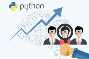 Growth of Python in Machine Learning