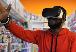 Virtual reality is the next big advertising industry