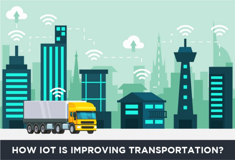 How IoT is improving transportation?