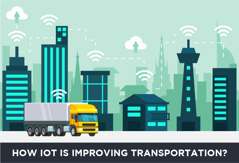 How IoT is improving transportation