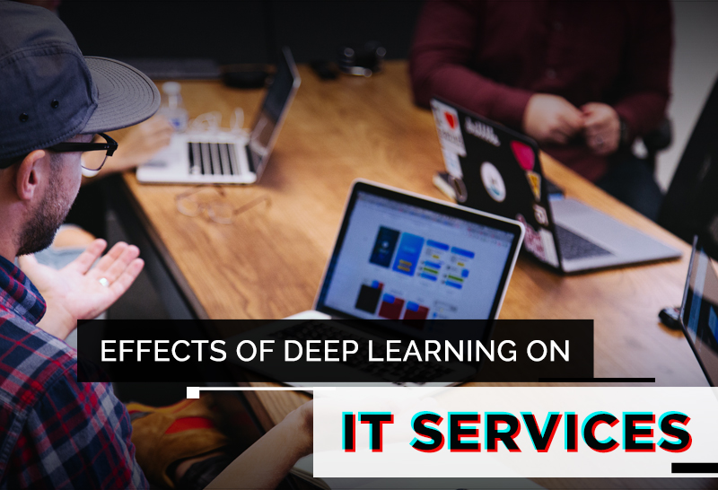 Deep learning is finding