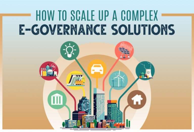 How to scale up a complex eGovernance solutions