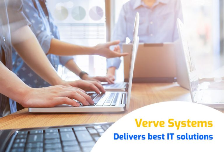 Verve Systems delivers best IT solutions