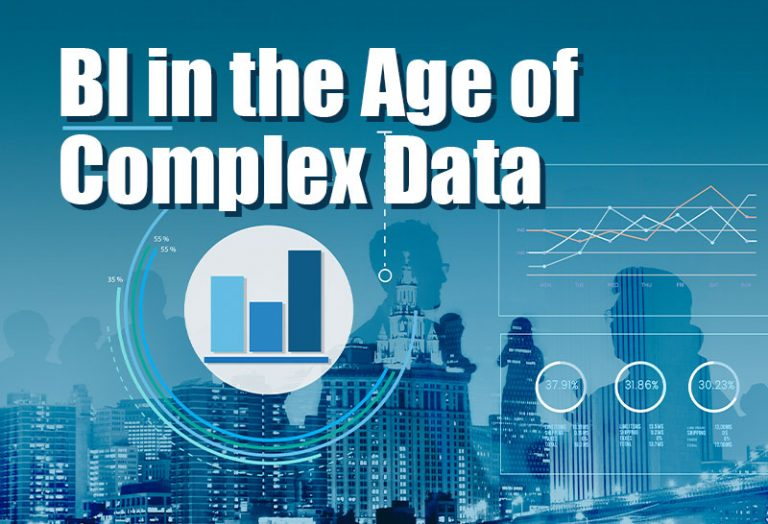 BI in the Age of Complex Data