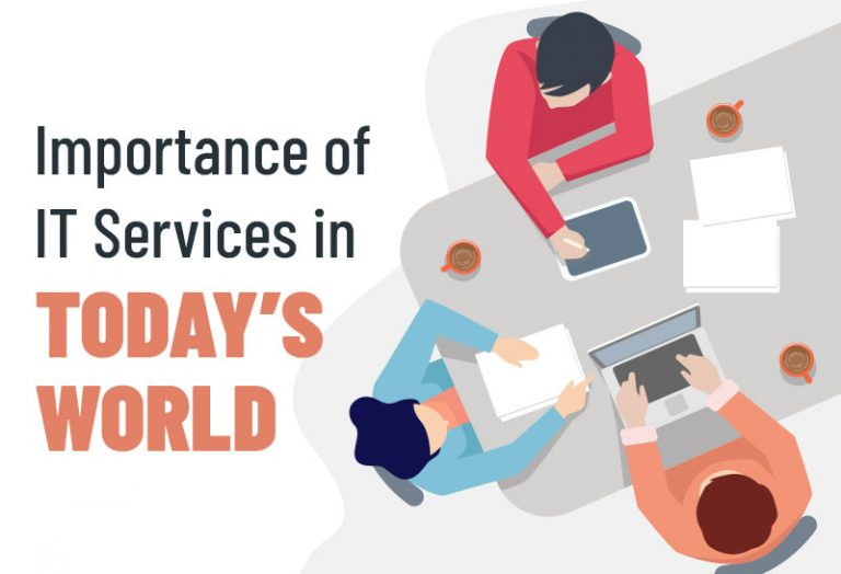 Importance of IT Services in today's world